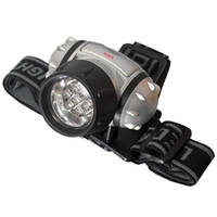 Frontale, 7 LED